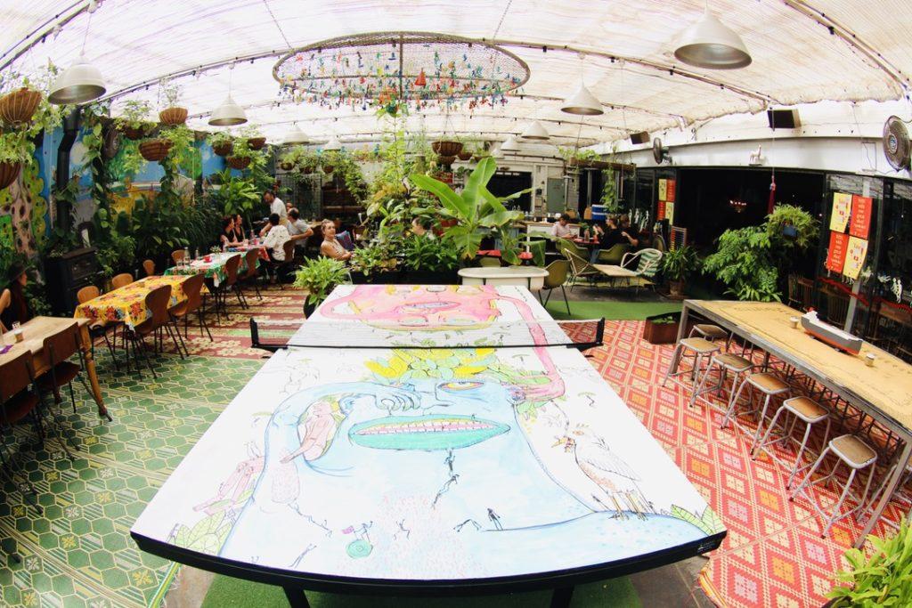 メルボルン フィッツロイのカフェ