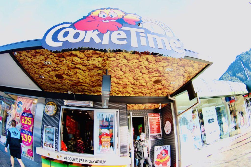 クイーンズタウンのクッキータイム
