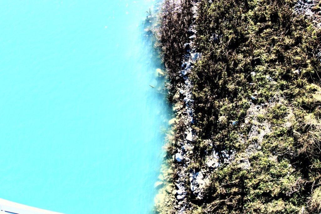 ミルキーウェイのテカポ湖