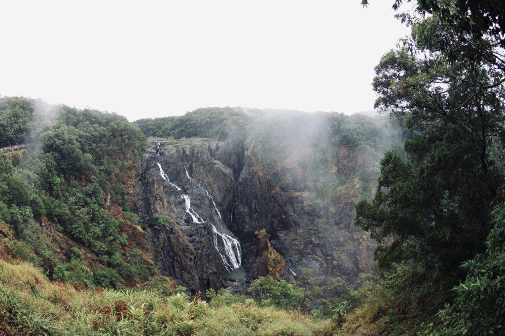 キュランダの滝