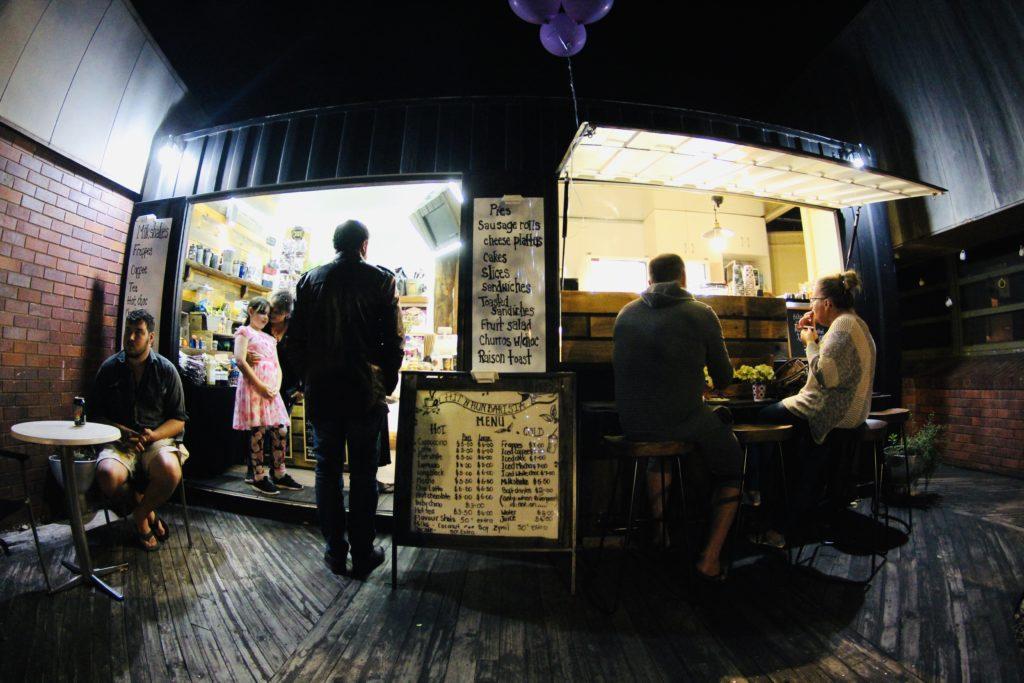 River Feast Cafe(リバーフィーストカフェ)