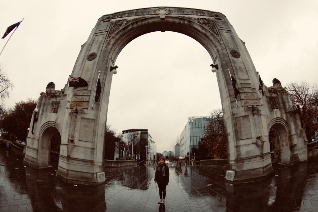 クライストチャーチの追憶の橋
