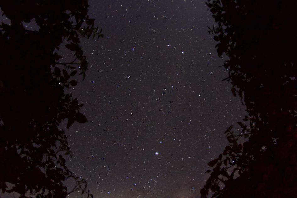 バンダバーグの星空