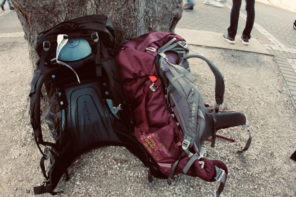 オスプレーのバックパック