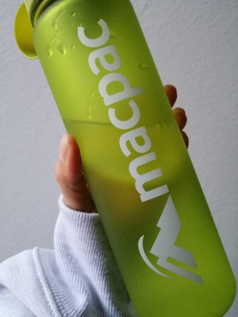 macpacのボトル
