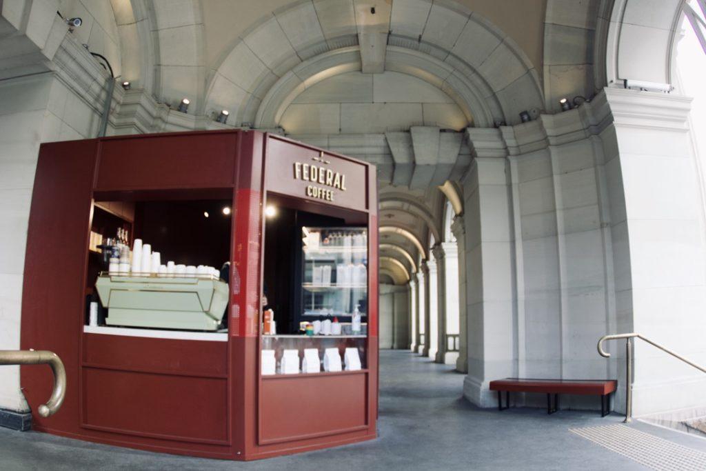 メルボルンのFederal Coffee(フェデラルコーヒー)