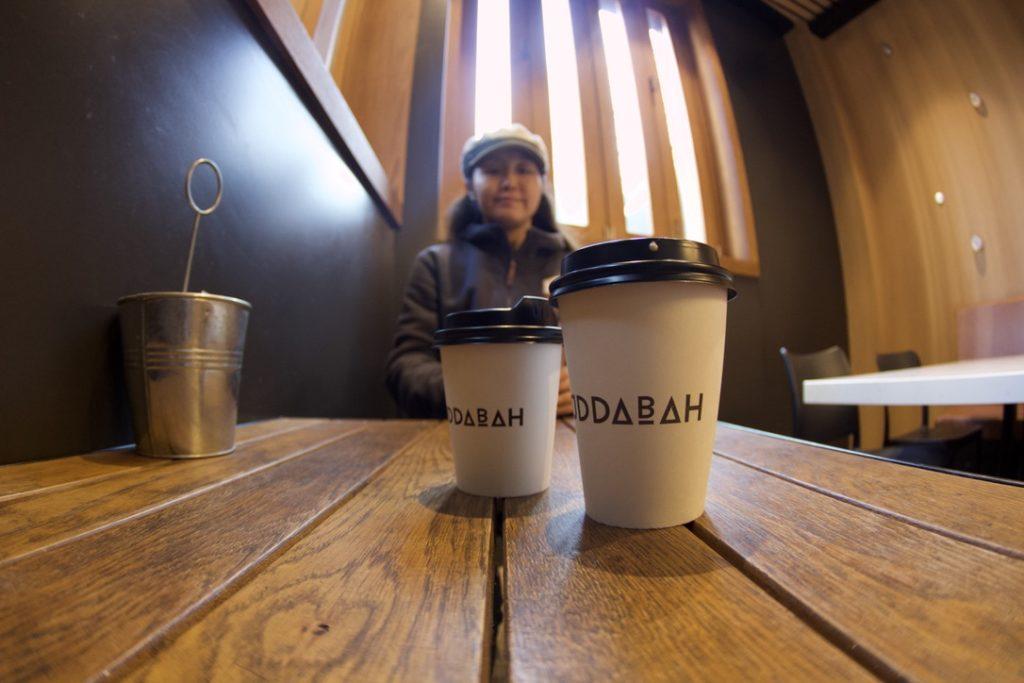 BUDDABAH(ブッダバー)のコーヒー