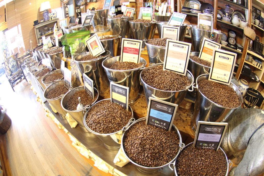 コーヒー豆(ジャスパーコーヒー)