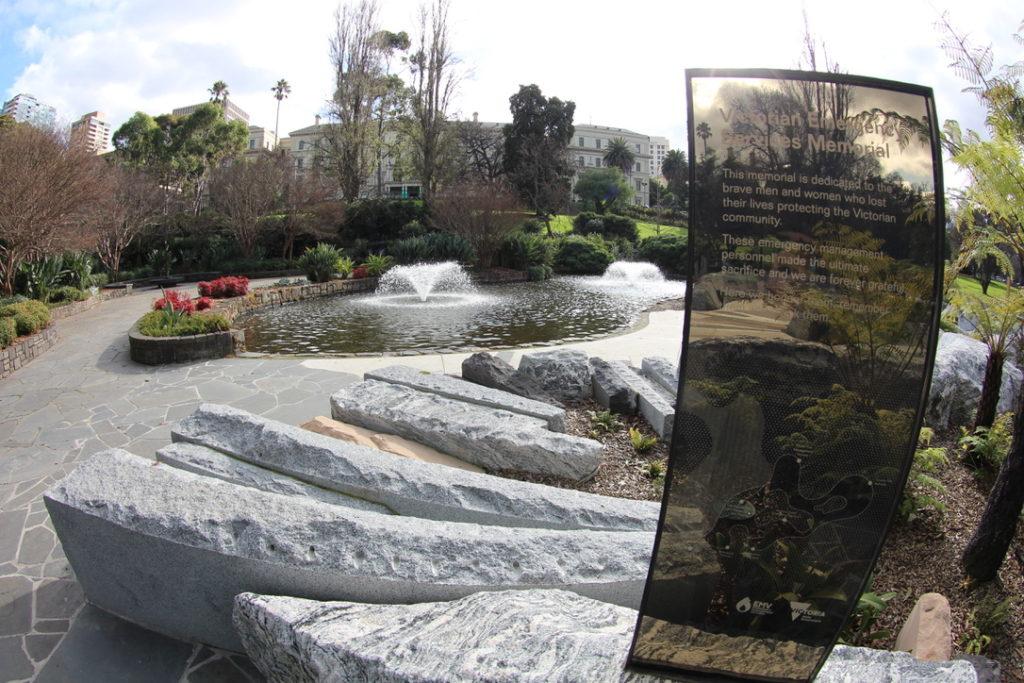 Fitzroy Gardens(フィッツロイガーデンズ)