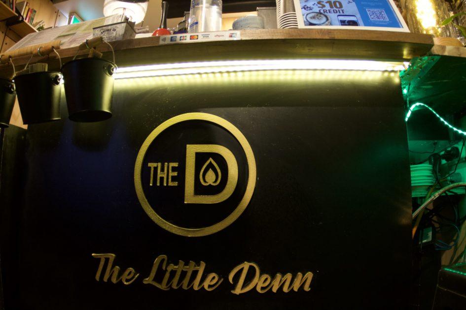 メルボルンのカフェthe little denn(ザ・リトルデン)