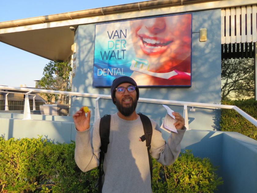 オーストラリアで親知らずの抜歯