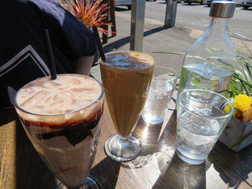 バンダバーグのカフェ