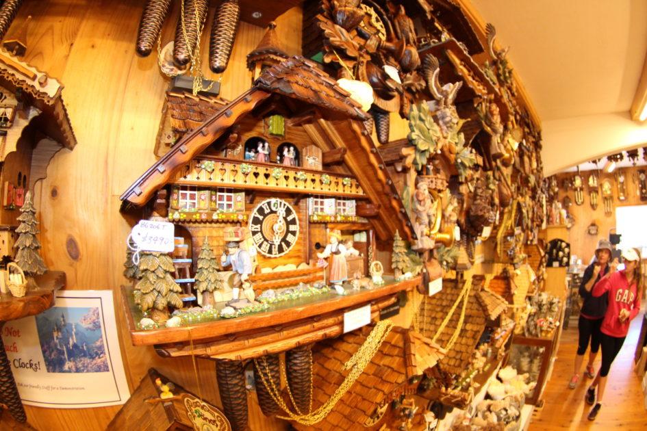 Gallery Walk(ギャラリーウォーク)の時計屋さん