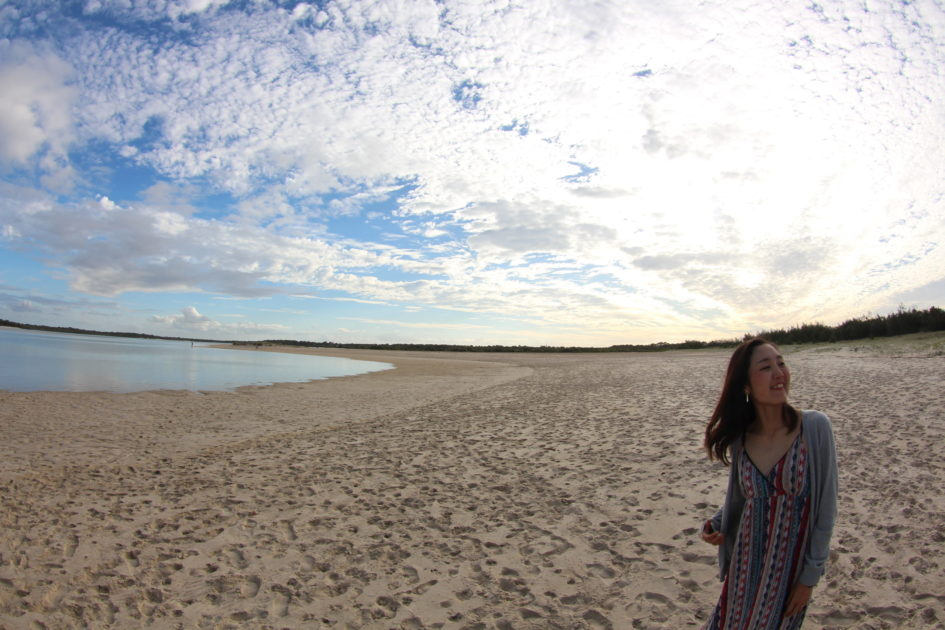 Elliott Heads(エリオット・ヘッズ)のビーチ