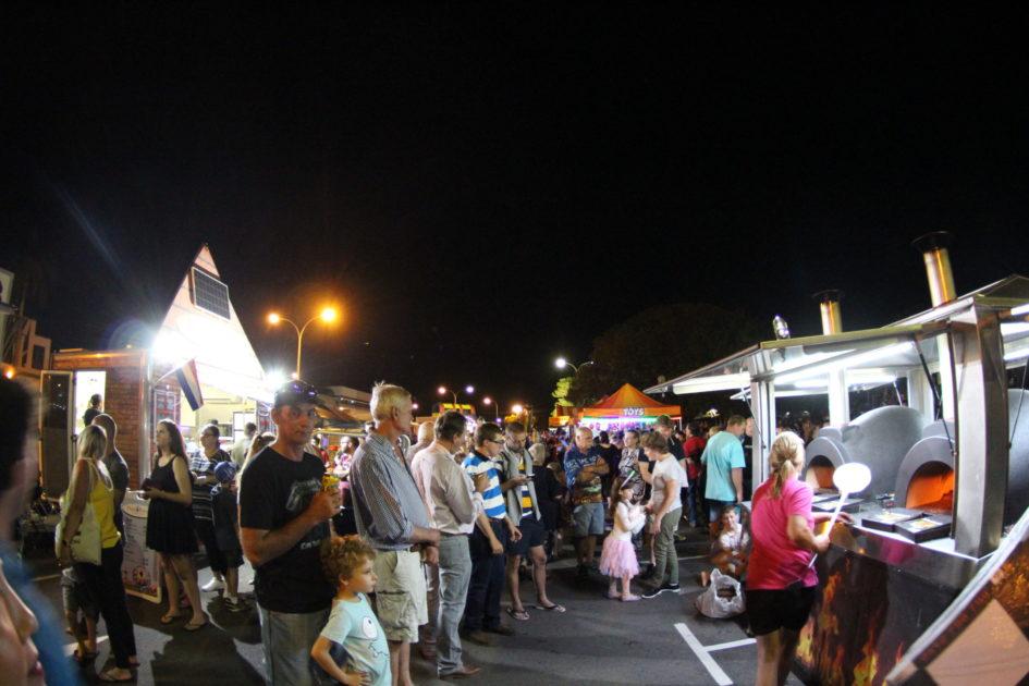 バンダバーグの新年フェスティバル