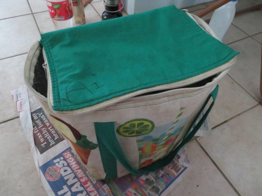 ファームの持ち物 保冷バッグ