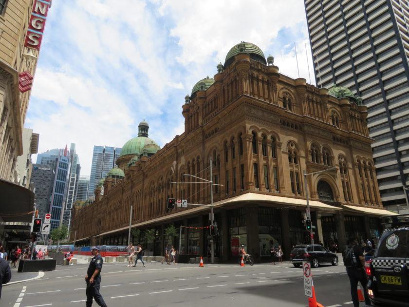 シドニーの街並み
