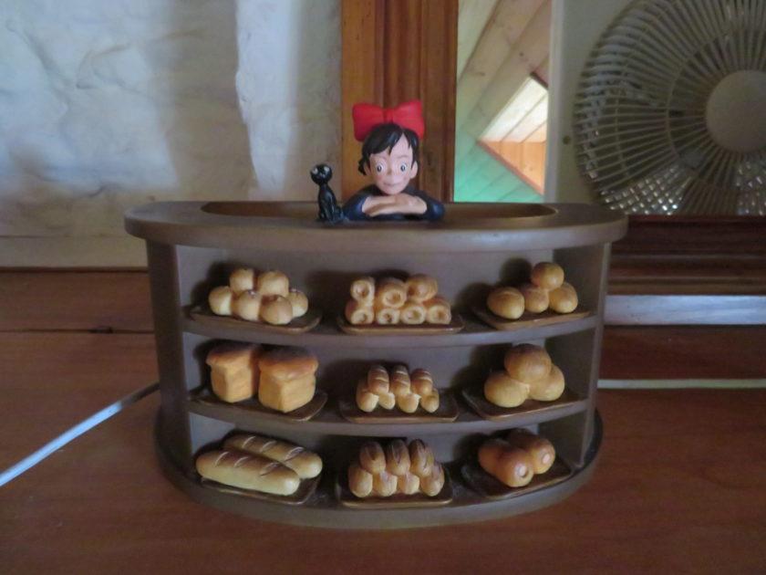 タスマニアの魔女の宅急便のモデルになったパン屋さん