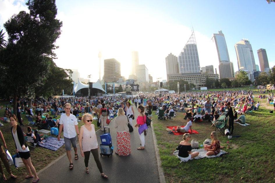 シドニーの公園