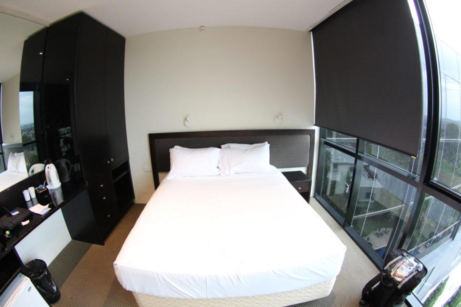 メルボルンのホテル「ブレイク フリー・ベル シティ」