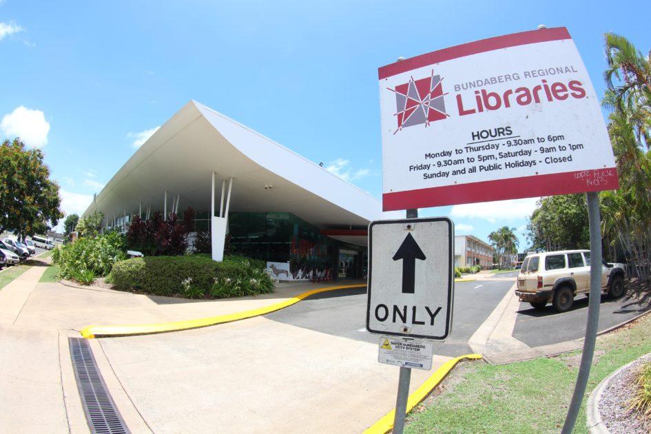 バンダバーグ 図書館
